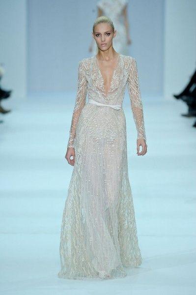 Elie Saab Haute Couture printemps-été 2012