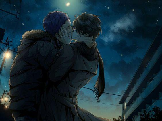 #Aomine #Imayoshi ^^