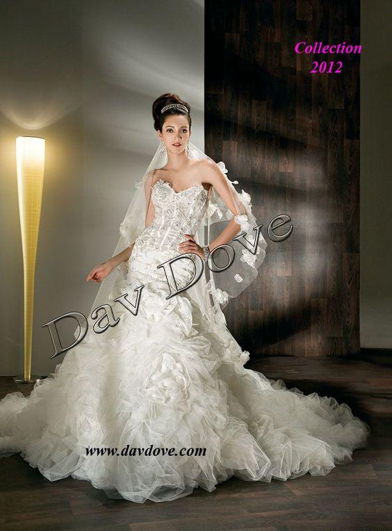 Wedding Evening Dresses Crystal Dress And Pnina Tornai On