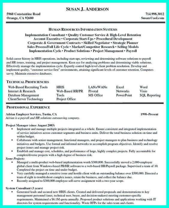 awesome Simple but Serious Mistake in Making CDL Driver Resume - trailer driver resume