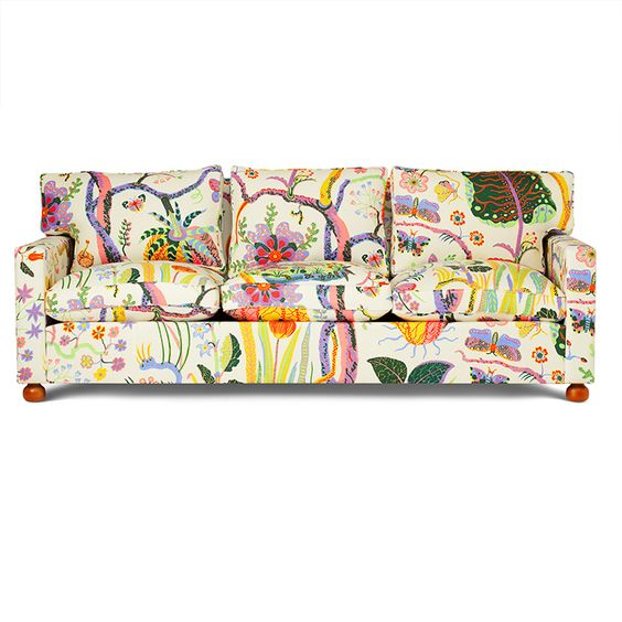 Josef Frank Sofas And Couch On Pinterest