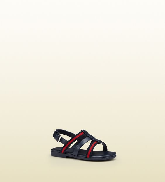 sandal with web detail #Kids