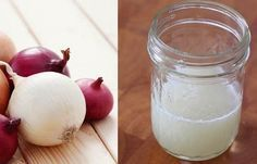 Cómo usar y preparar jugo de cebolla para crecer el pelo y prevenir su caída