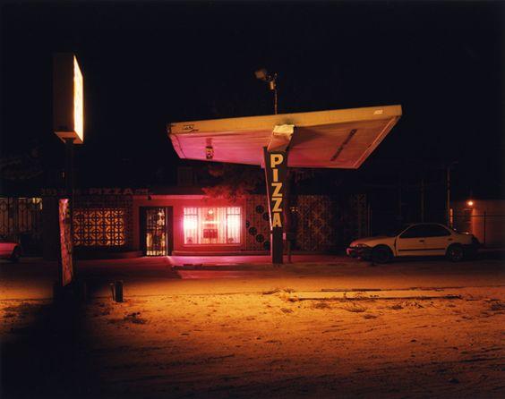 Pizza, Salton Sea — Marcus Doyle