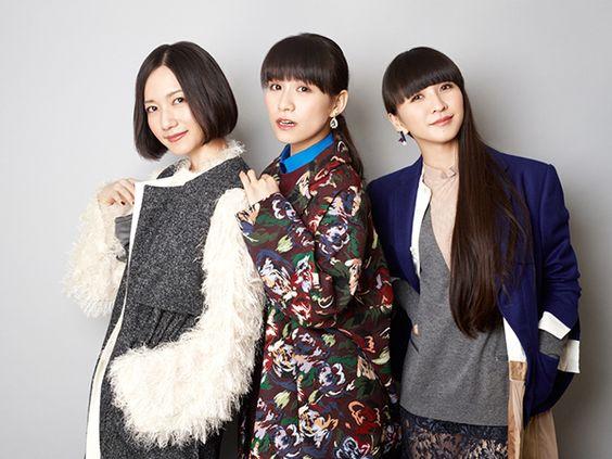 Perfume「STAR TRAIN」インタビュー (1/3)