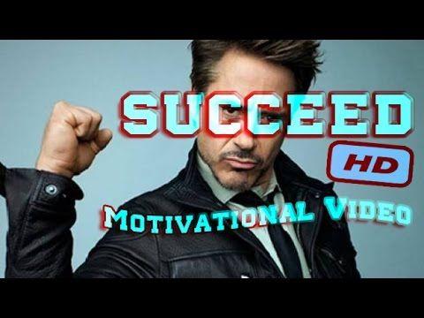 SUCCEED  Motivational Video ᴴᴰ http://youtu.be/kgNviLUGh74