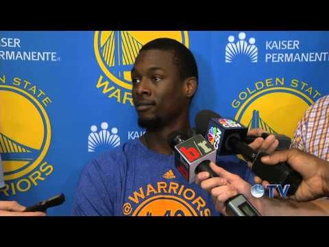 9.10.13 | Harrison Barnes Interview  He's so well spoken and mature. My favorite Warrior.