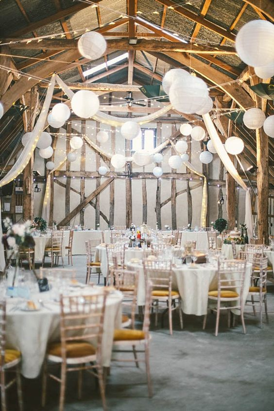 A Relaxed and Rustic 'Vintage Travel' Insipired Barn Wedding - Love My Dress Wedding Blog