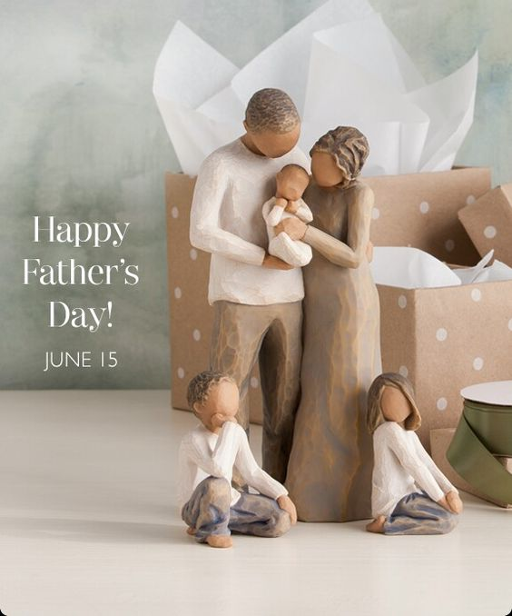 Father's Day is June 15th