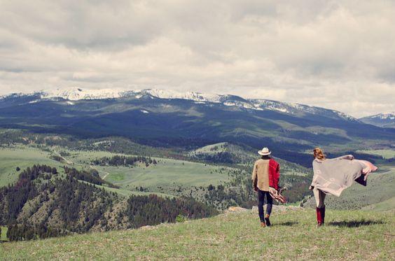 Montana big skies