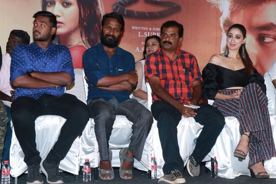 Image result for neeya 2 press meet