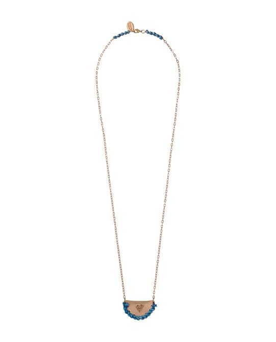 Copper plate necklace | Jewellery | Women's Clothing at Scotch & Soda