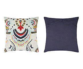 Conjunto de almofadas animal zen - 45x45cm