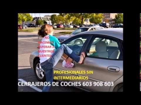 Cerrajeros de Coches #ALMERÍA 603 908 603