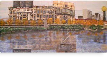 neyland stadium paintings - Google Search