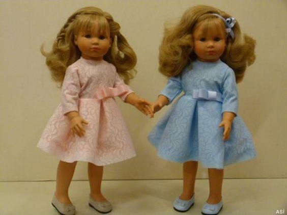 leonor y sofia muñecas