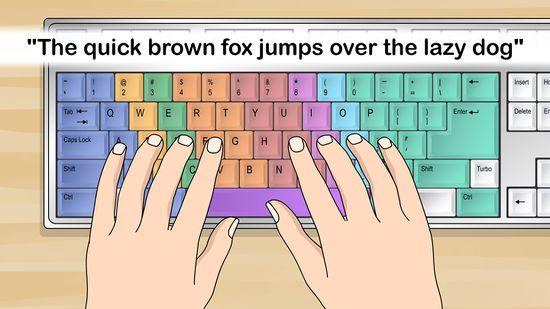 Das 10 Finger System Lernen In 2020 10 Finger System Lernen 10 Finger System Lernen