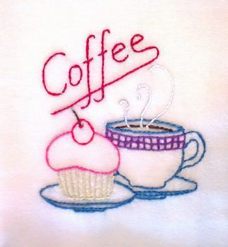 Coffee. One word says it all.