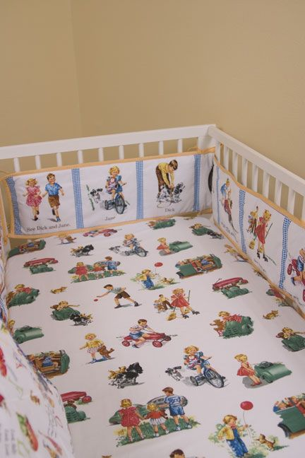 How To Make A Crib Set Fitted Sheets Quilt And Bumper