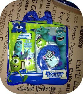 Un sac de bain Monsters University chez Destination Parfums est à gagner chez Maman geekette !! http://mamangeekette.blogspot.fr/2013/11/concours-destination-parfums-pour-que.html