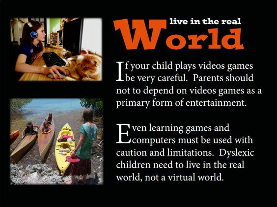 """For more tips on helping kids with Dyslexia download our free eBook """"Dyslexia Tips for Moms! www.DyslexiaGames.com"""