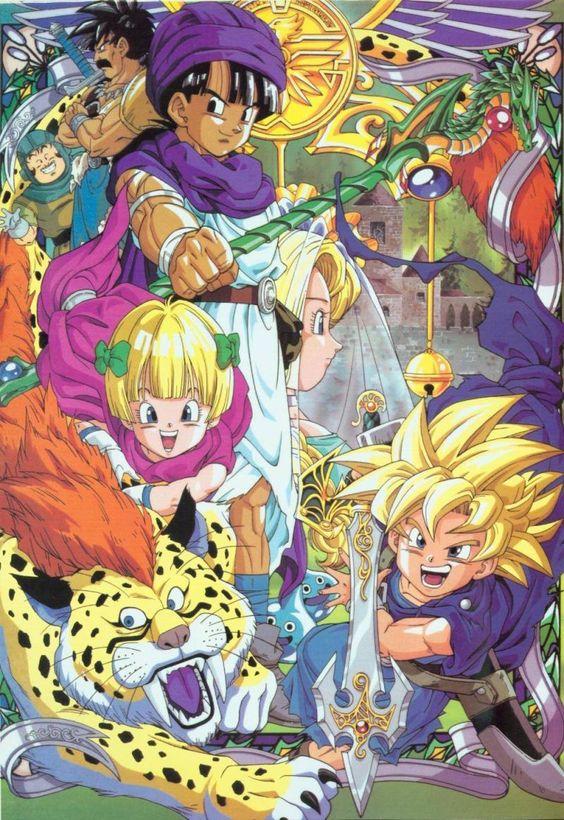 Dragon Quest 5