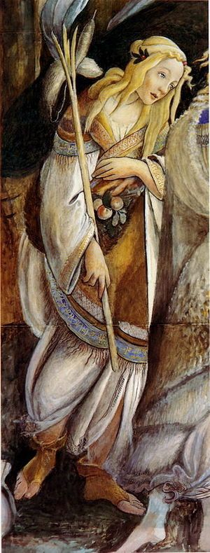Zipporah is a Midianite woman who becomes the wife of Moses. After Moses kills an Egyptian, he flees from the pharaoh and settles among the Midianites, an Arab people who occupied desert areas in southern Transjordan, northern Arabia, and the Sinai. He meets the seven daughters of Reuel, priest of Midian, at a well; rescues them from shepherds who are harassing them; and fills their jugs with water. In gratitude, Reuel (called Jethro or Hobab in other biblical passages) offers Moses…
