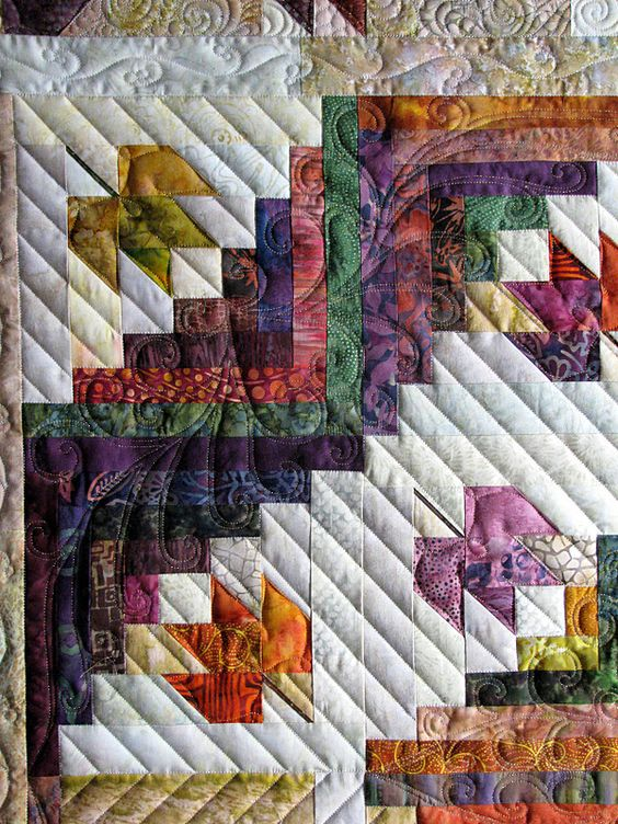 The Secret Life of Mrs. Meatloaf: A quilt for Autumn