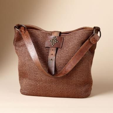 Cool bag - great texture and simple style