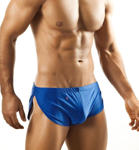 Boxer Joe Snyder SHORT 09 Azul Rey