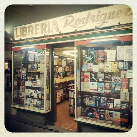 Librería Rodriguez - Av. Cabildo 1849, local 6
