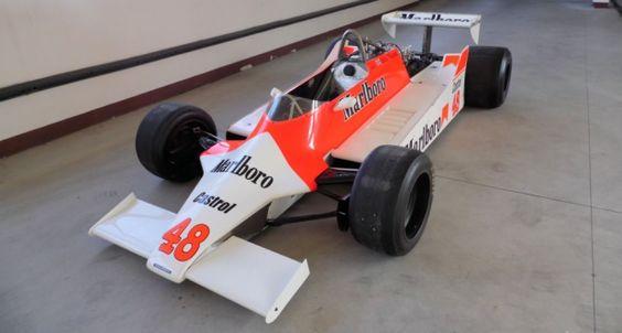 1980 McLaren Formula One - M29C | Classic Driver Market