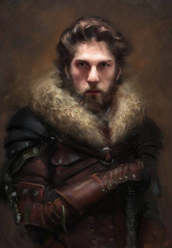 Fantasy warrior men - photo#51