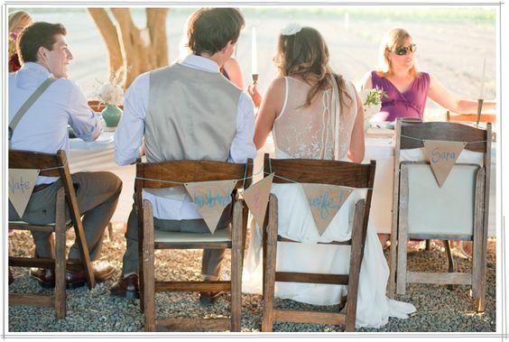 i love outdoor receptions.