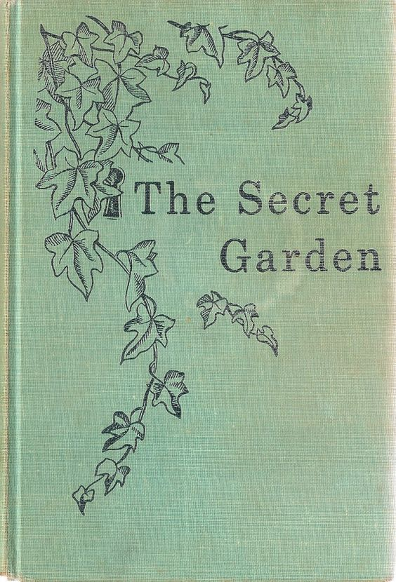 The secret garden- can't wait to read this book to the kids!