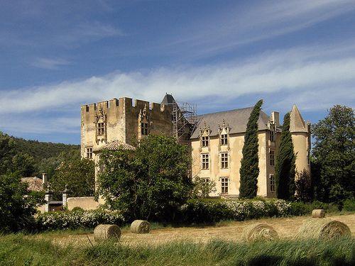 France - Appunti di viaggio - Chateau d'Allemagne en Provence