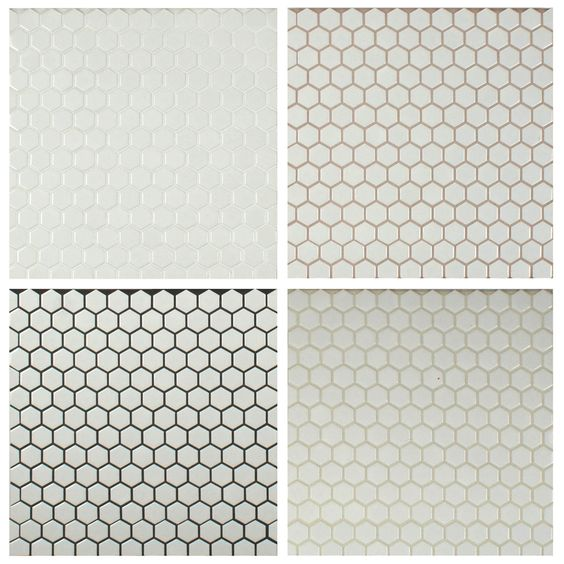antique white grout custom building - Google Search