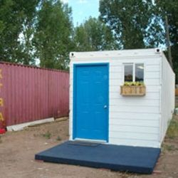 Houses Out Of Storage Containers american design group pfnc global communities makes affordable