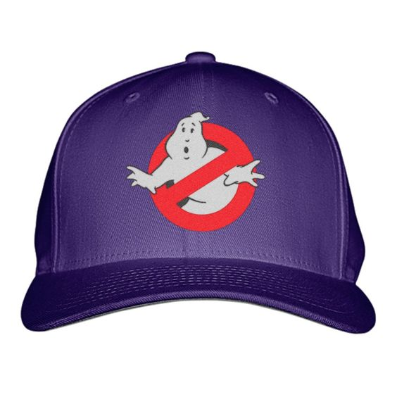 Ghostbusters Embroidered Baseball Cap