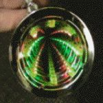 Rave Tunnel Necklace