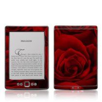 Red Rose - Kindle Touch Skin