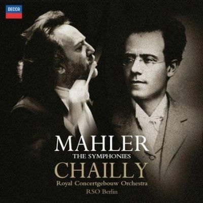 Riccardo Chailly - Mahler: The Complete Symphonies 1-10