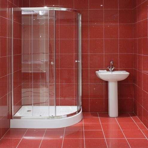 Quartz Stone Red 30x30cm Bathroom Red Quartz Tiles Tile Bathroom
