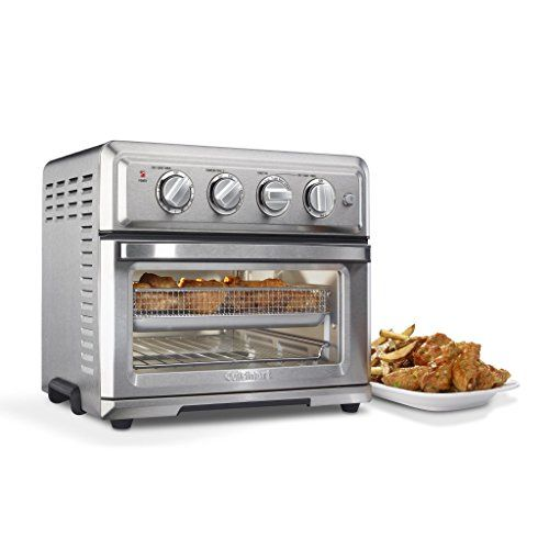 Cuisinart Toa 60 Air Fryer Toaster Oven Silver Useful Tools Store Toaster Oven Convection Toaster Oven Toaster