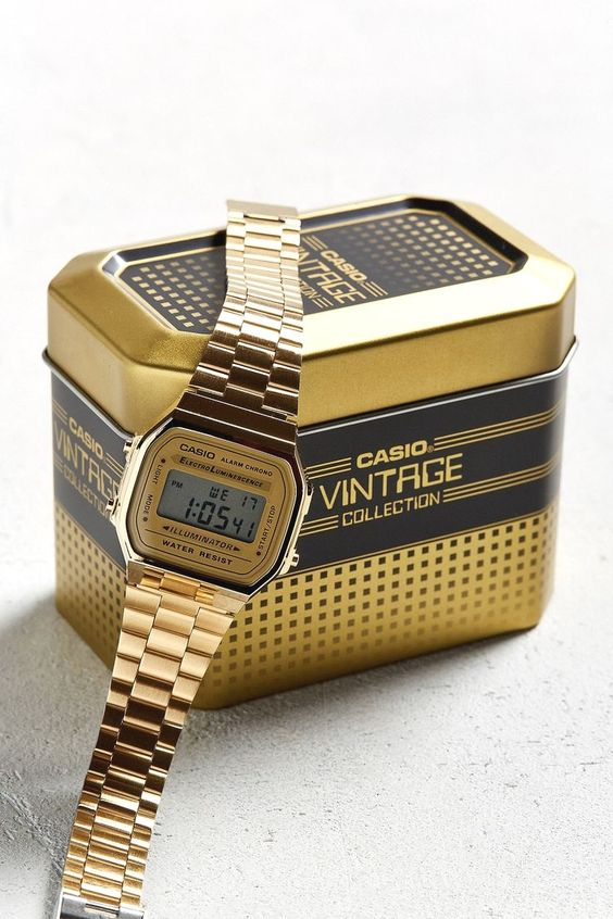 Men S Casio Watch Be It Features Or Style Casio Watches Have It All Once You Discover Exactly What You Desire A Littl Casio Watch Casio Casio Vintage Watch