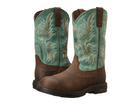 Ariat Tracey Pull-On H20 Need these for work!  amazing slip resistance.  Already have a non-steel toe pair.