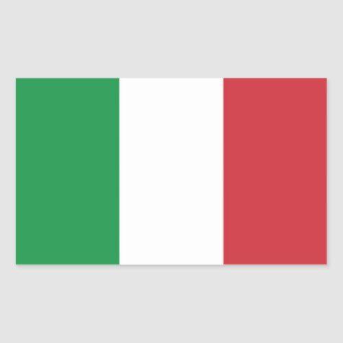 Sticker Italian Flag Zazzle Com Italian Flag Colors Italian Flag Italy Flag