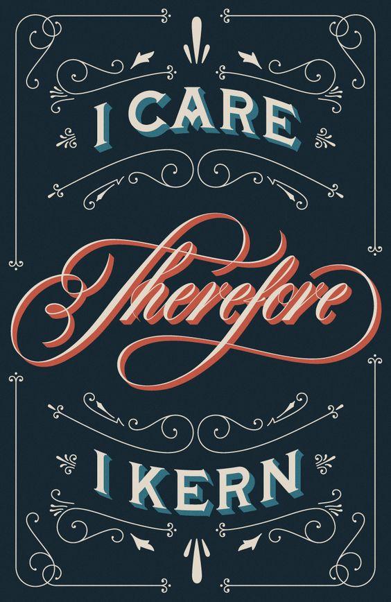 i care therefore i kern / drew melton