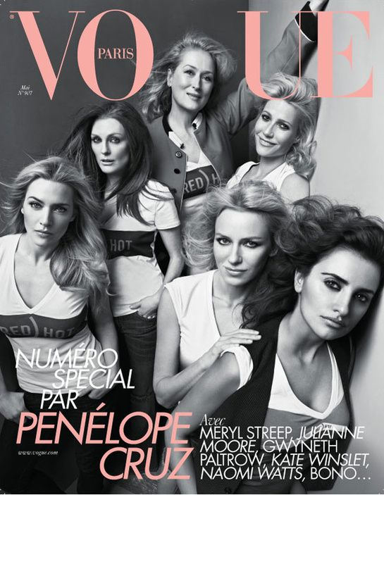 Vogue Paris mai 2010