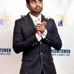 Aziz Ansari at Moontower Comedy Fest